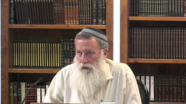 אל משמר העם הישראלי - חלק א