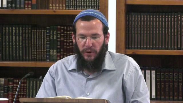 ההשקפה המיוחדת לישראל - חלק א