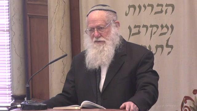 הרב יאיר אוריאל -  מסילת ישרים  מהלך