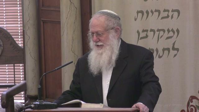 """""""אבק לשון הרע""""  - לא לומר לשון הרע אפילו על אבק של ארץ ישראל"""