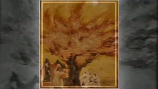 """עצים ביצירתו של מאיר בן אורי ז""""ל"""