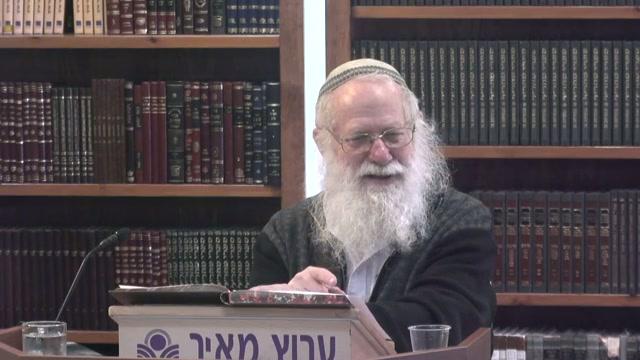 עוון המחלוקת בישראל - הוא עצם הכפירה באלוהים