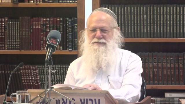 ההנהגה הרוחנית של עם ישראל בעבר בהווה ובעתיד