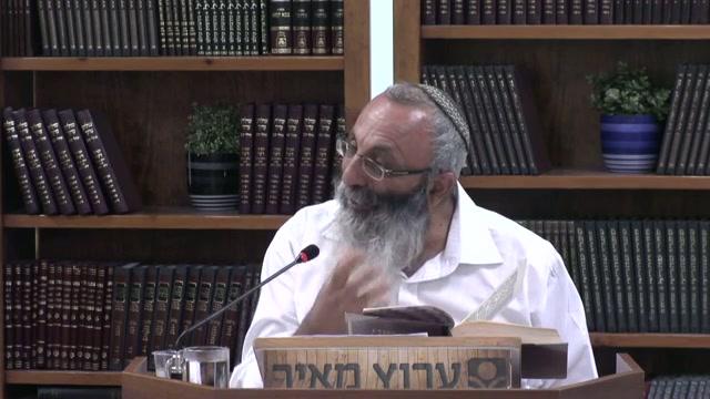בעם ישראל תלוי הטוב של העולם כולו