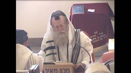 כולם אנשים ראשי בני ישראל המה - אל תאמין בעצמך עד יום מותך