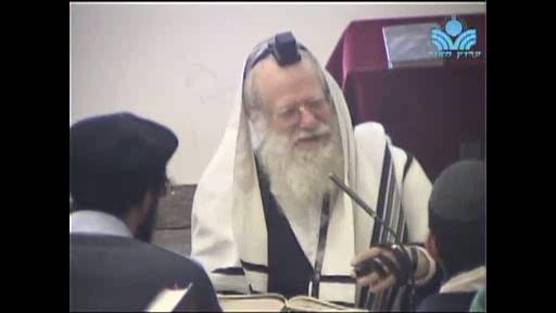 הנה בנך יוסף בא אליך ויתחזק ישראל וישב על המיטה