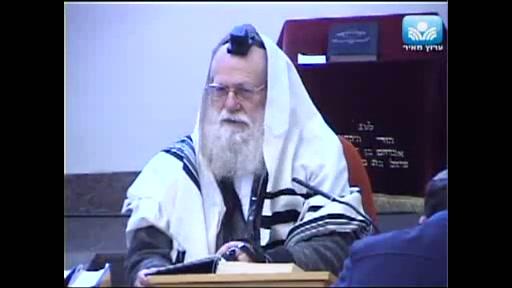"""דיבורו של הקב""""ה אל משה - בעבור ישראל"""