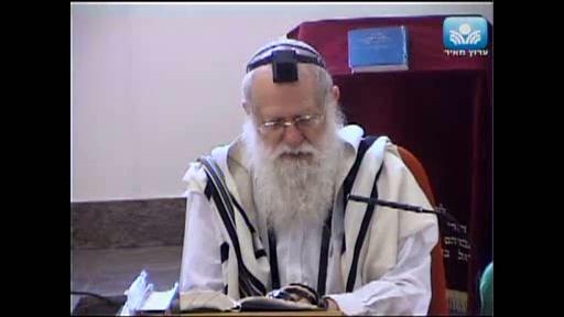 שיעור מחנה ישראל