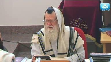 מה עניינם של כל עדת ישראל בטהרת הלויים ?
