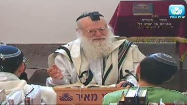 קדושת עם ישראל בעייני בלעם