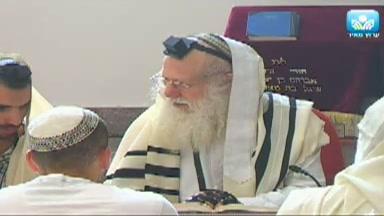 סיום תפקידו של משה רבנו