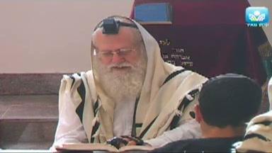 דברי החיזוק של משה להנהגת יהושוע