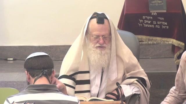 """""""וידבר משה אל ראשי המטות לבני ישראל לאמר"""""""