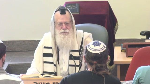 מדוע צריך לפרט את כל קבוצות האנשים בעם ישראל הניצבים לפני ה  ?