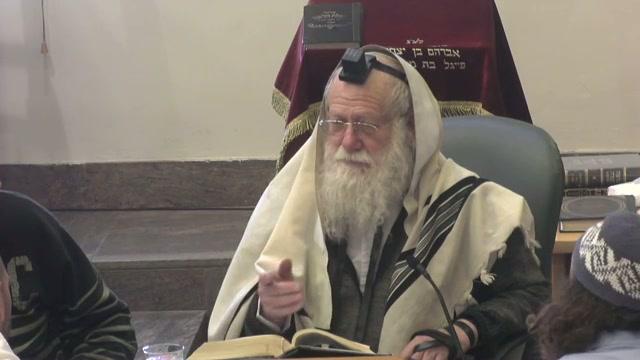 בקשת יעקב להיקבר בארץ ישראל| אופן קריאת המגילה|הכרה בתחיית האומה
