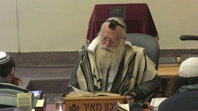 התורה שהיא אורן של ישראל הושמה בארון במשכן
