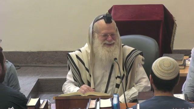 עגמת הנפש של משה רבינו בעקבות המחלוקת