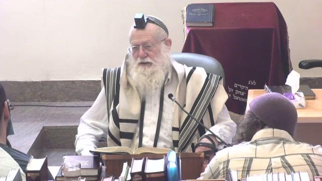 כל ישראל קדושים אבל עדיין יש מדרגות בקדושת כל פרט