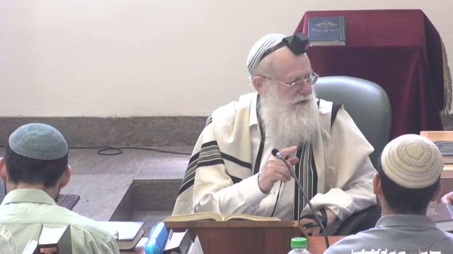 כשמסתכלים על יהודי צריך לראות בו את אבות האומה