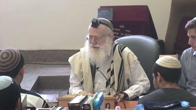 החלפת המנהיגות לקראת הכניסה לארץ ישראל