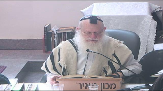 """""""אתם נצבים"""" רמז לעמידה של עם ישראל למרות כל הדברים הקשים"""