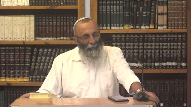 סגולת ישראל המתגלה בערבה