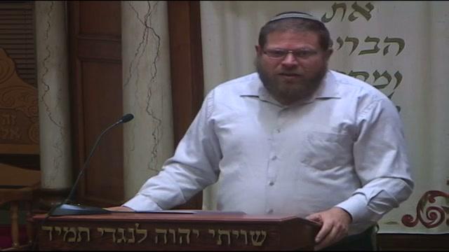 שימושה של תורה הוא מהות התורה -  לחול בתוך האדם הישראלי