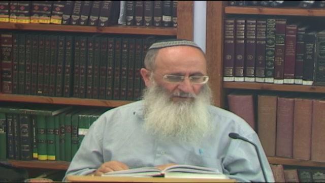 הונח בישראל כח זזה של הפעלה לטובה ולקדושה על כל העמים