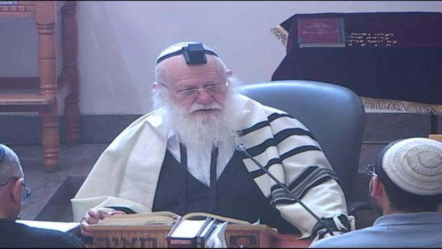 """""""ויקהל משה את כל עדת בני ישראל"""""""