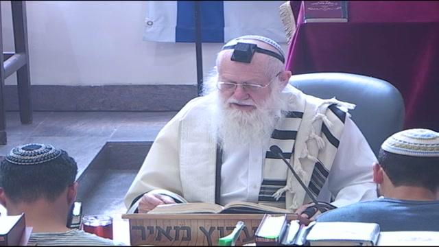 הברכה שתהיה לעם ישראל באם יעמלו בתורה