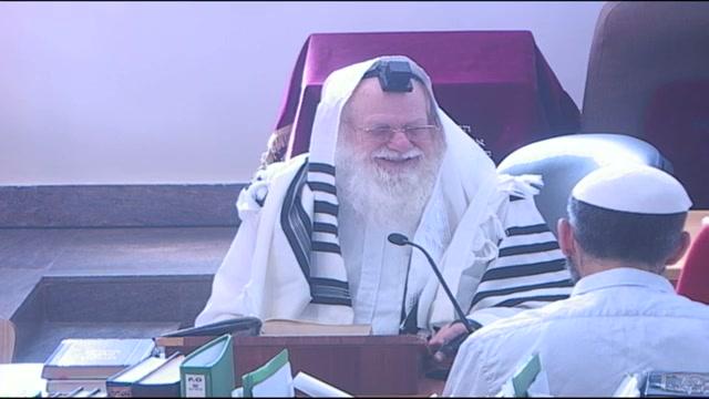 דברי התוכחה של משה לישראל