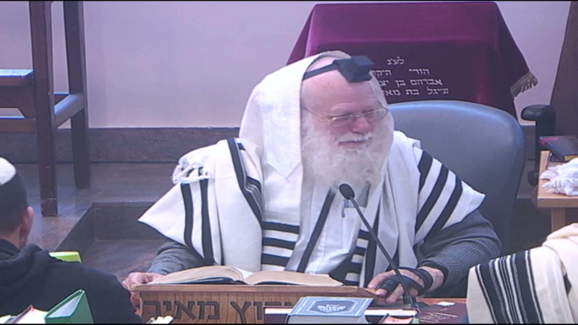"""""""אברהם הוליד את יצחק"""""""