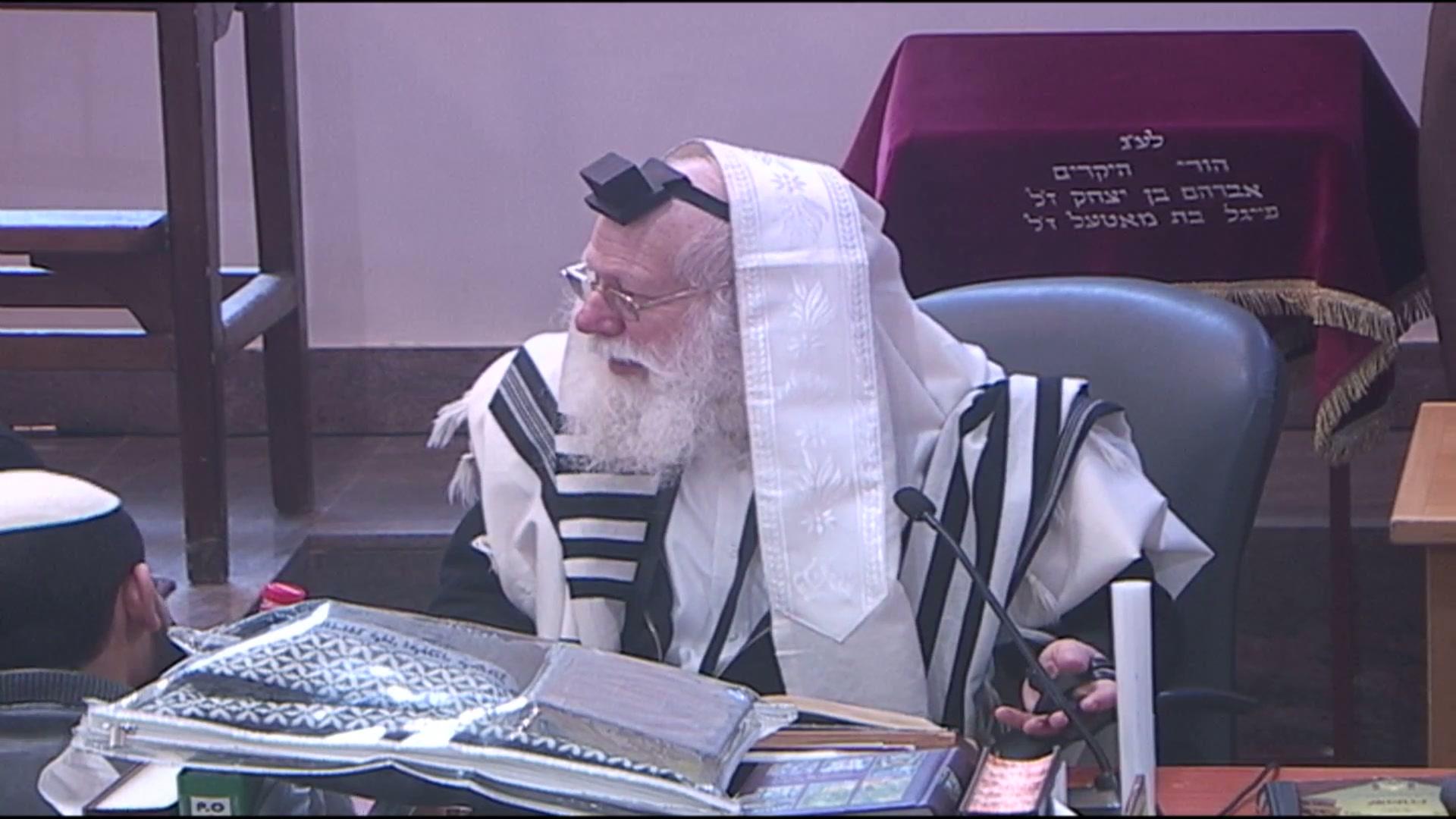 התלותיות של עם ישראל במשה
