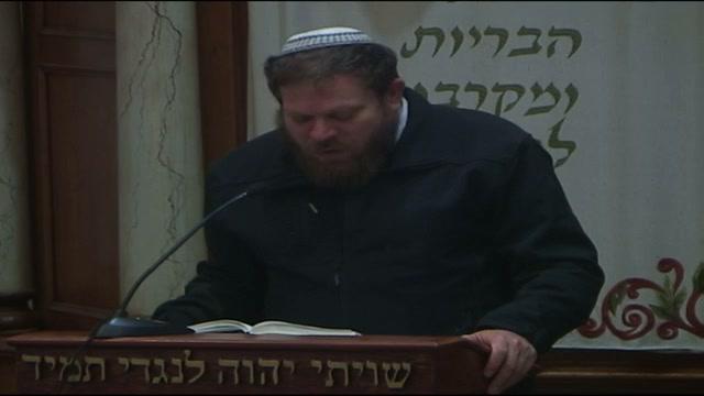 """""""שניים שיושבים""""  - שני יהודים שיושבים זו מדרגה שאמורה לייצר מציאות רוחנית"""