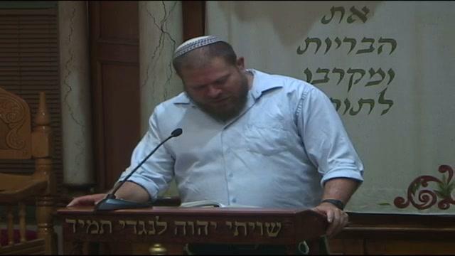 הכרחיות מציאות התשובה ופעולתה באדם בעולם ובכנסת ישראל