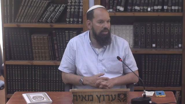 יהודי לא עובר עברה שמנתקת אותו מבוראו