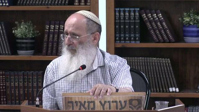 תנאי להחזרת שכינה לישראל הוא הסרת הפחד העודף של המחשבה