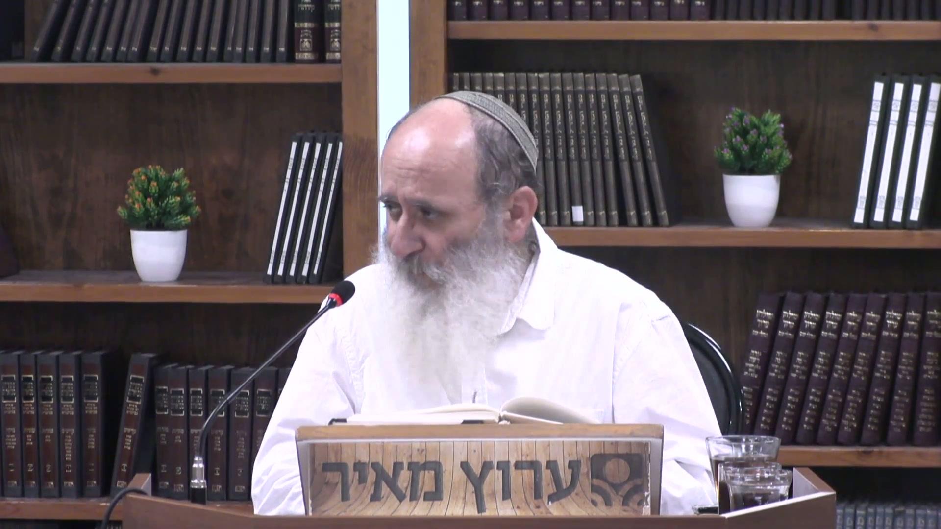היהדות באמיתתה חייבת לבוא עם צדיקות ושמחת חיים ולא קדרות ודכדוך