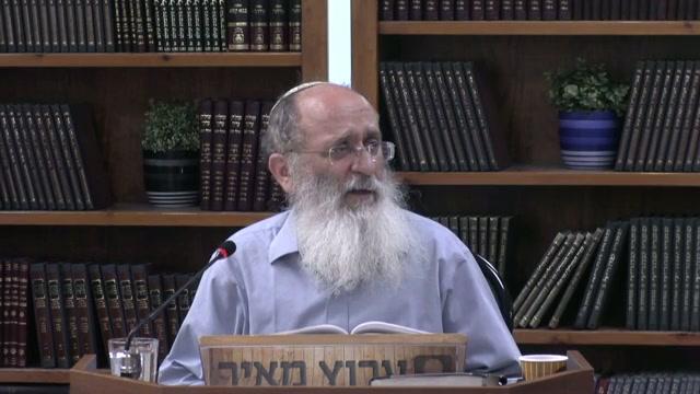 התחיה הלאומית חייבת להתרחש בארץ ישראל