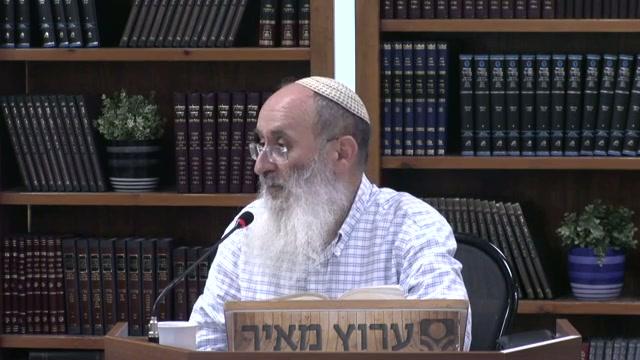 ענישה על מעשים שאינם עברות כחלק ממופתי השכינה והשראתה בישראל