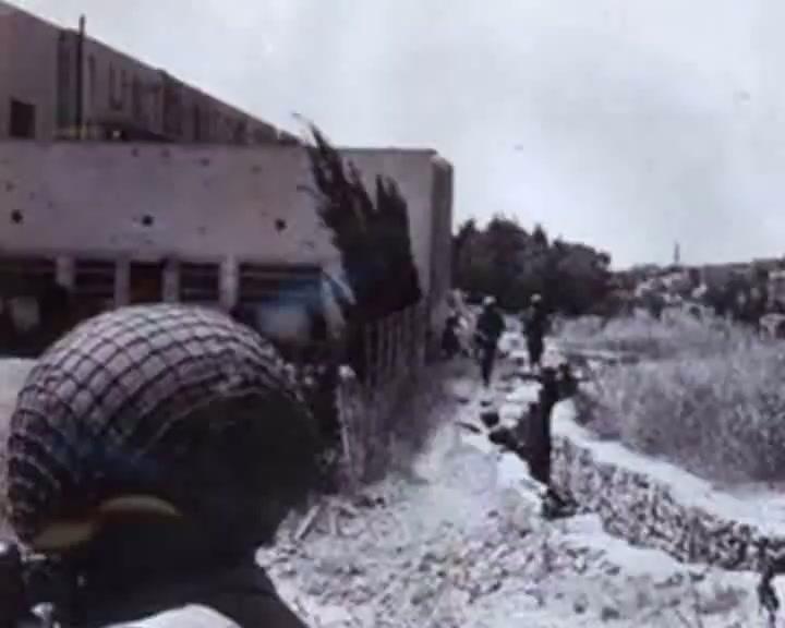 יש אבנים עם לב אדם  - סרטון על שחרור ירושלים בתמונות בעריכת יובל גינזבורג