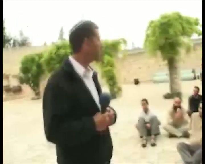 אבני דרך - סיור בהר הרצל