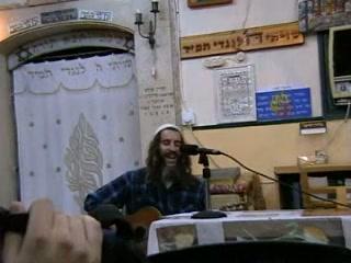 """ארז לבנון הי""""ד מוסר שיעור ומנגן"""