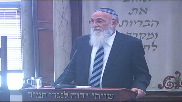 """רבנו הרב מרדכי אליהו זצ""""ל ויחסו המיוחד והחביב למכון מאיר"""