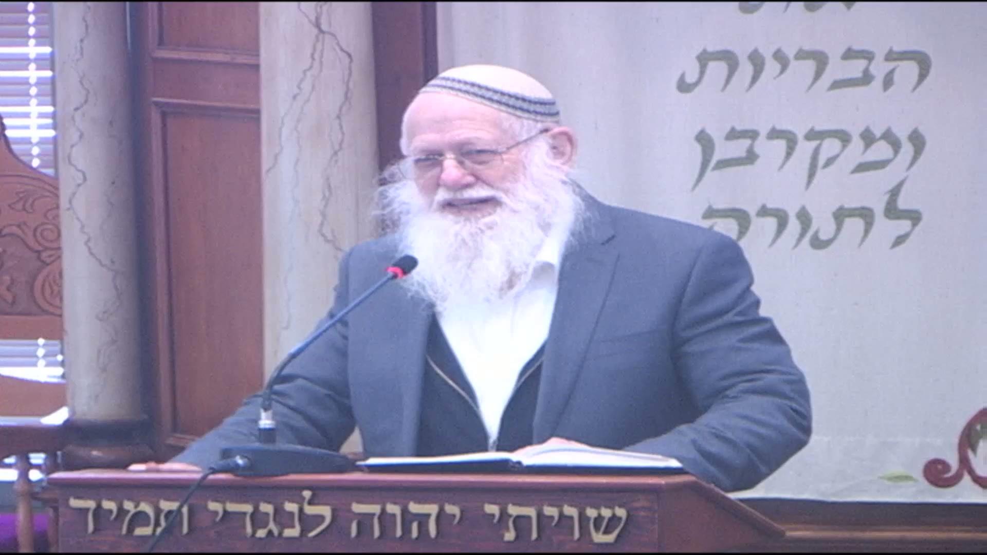 התפעלות מיופיה של ארץ ישראל לעומת לימוד תורה