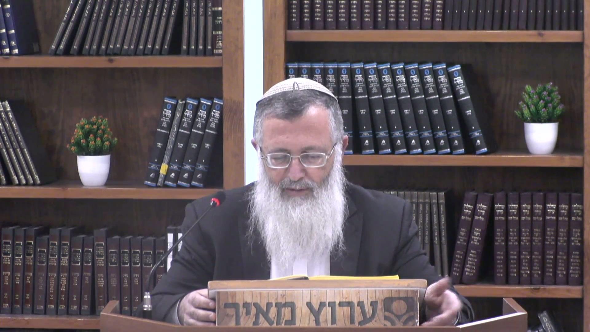 """דין חמצו של נוכרי שהופקד אצל ישראל - שו""""ע תמ  סעיפים ב  - ד"""