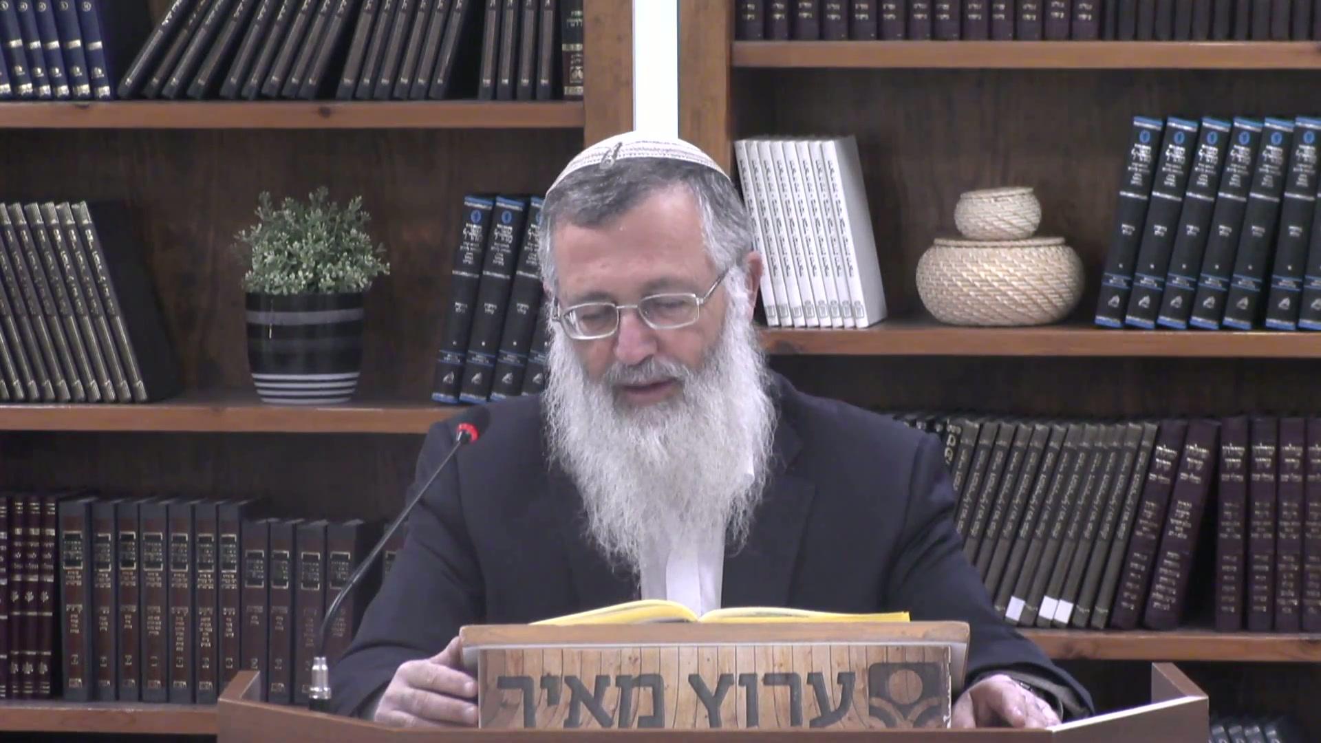 """דין ישראל ואינו יהודי שיש להם שותפות - שו""""ע סימן תנ  סעיפים א  - ג"""