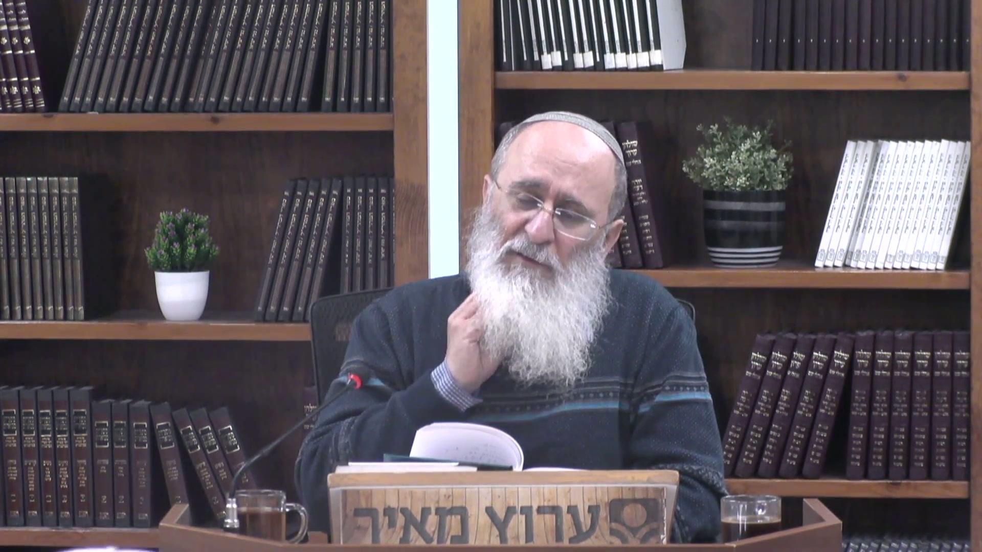 על גדולי ישראל יש חיוב  להסביר את עיקרי האמונה היהודית