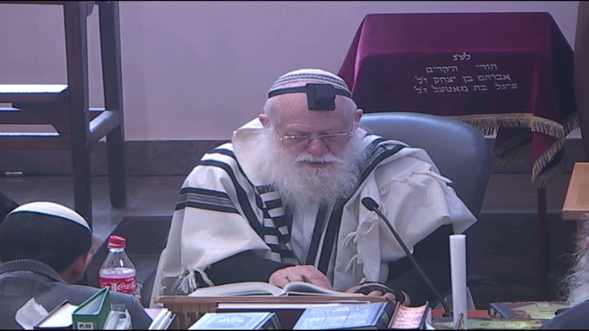 התורה מיוחדת לישראל - חלק ב